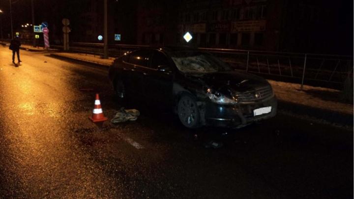 Областная Госавтоинспекция забила тревогу: в Поморье растет число ДТП с пешеходами