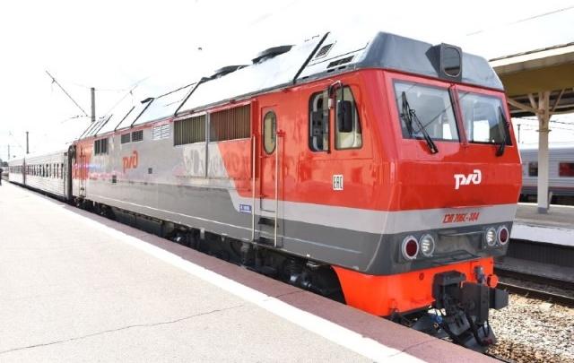 Между Ярославлем и Рыбинском запустили скоростной поезд