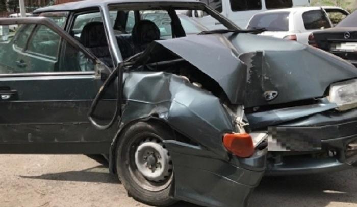 Ростовчанин угнал у знакомого автомобиль и попал в ДТП