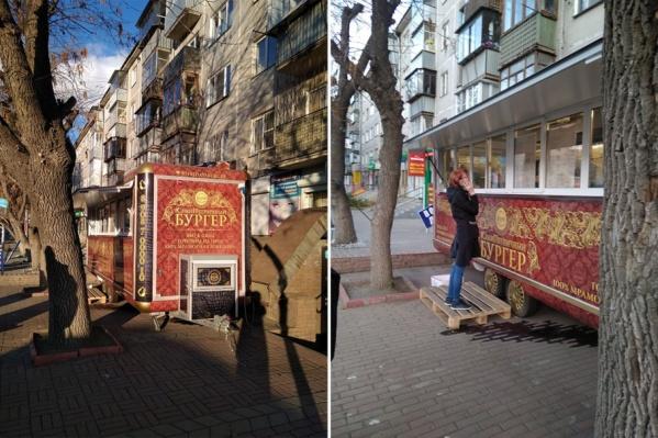 Челябинск вкушает моду на бургеры