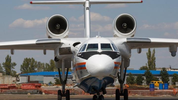 Перед мундиалем в Волгограде создадут авиацентр МЧС