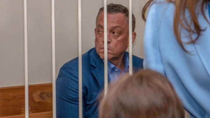 Главу депстроя Сергея Рубакова оставят под домашним арестом еще на месяц