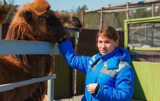 Я тут работаю: заведующая тюменским зоопарком про трудовые будни среди львов и волков