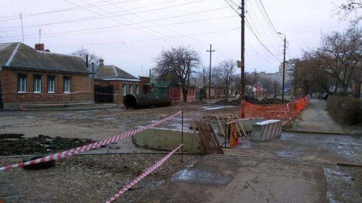 Власти Таганрога подсчитали, во сколько обойдется ремонт ставшего интернет-мемом коллектора