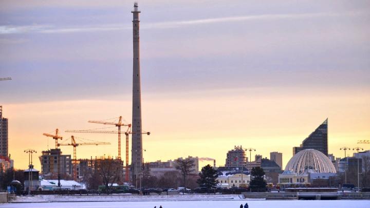 Евгений Куйвашев — о сносе телебашни: «Разрушенная бетонная труба в центре города — это нелепо»