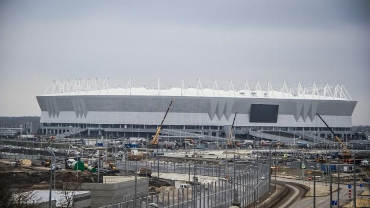 От первого камня до стадиона: «Ростов Арену» сдали в эксплуатацию