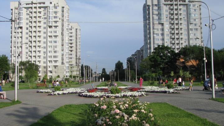 Парку Саши Филиппова в Волгограде угрожает торгово-офисный центр