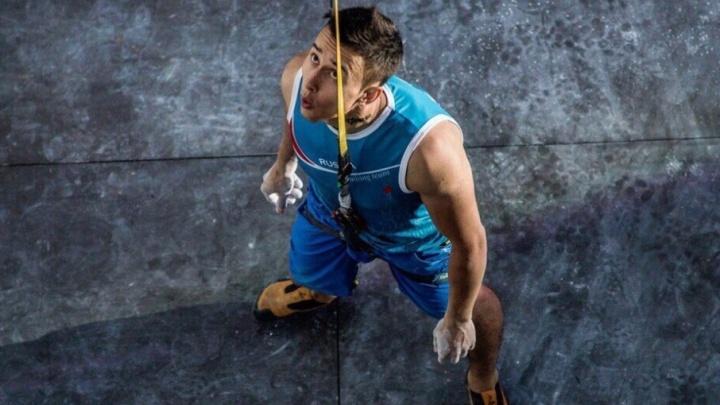 Тюменские скалолазы завоевали три медали на этапе Кубка мира в шотландском Эдинбурге