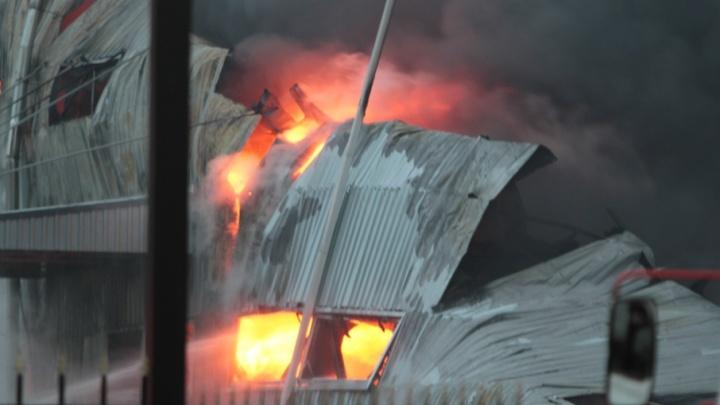 Из горящего дома в центре Ростова эвакуировали 20 человек