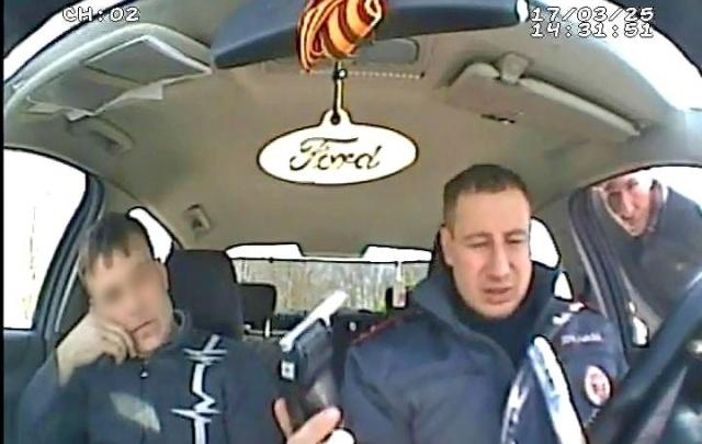 Пьяного водителя большегруза задержали инспекторы на федеральной трассе Тюмень – Ханты-Мансийск
