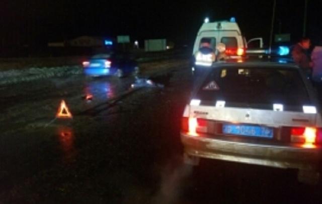 В Ярославской области водитель-новичок сбил насмерть мужчину
