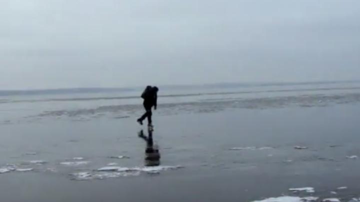 Лед окрепнет только к концу декабря: почему толщина льда в Прикамье пока не подходит для рыбалки