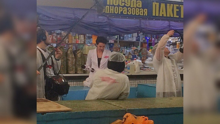 Команда «Ревизорро» посетила Троицкий рынок в Самаре