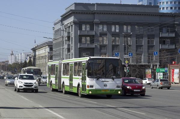 Работать на арендованных автобусах будут водители ООО «Городской общественный транспорт»