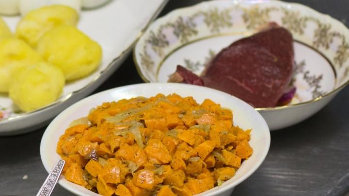 В школах Самарской области в еду добавляют йод и витамин С