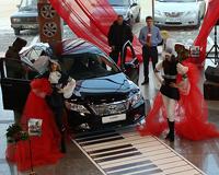 Новая Toyota Camry: во всем быть первой