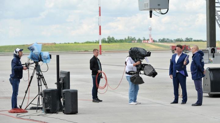 Директор по производству аэропорта Платов остался доволен ответом Путина