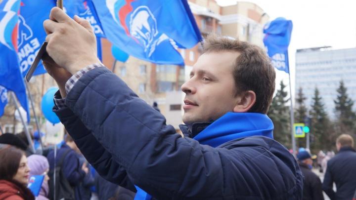 В гордуме Архангельска отозвали предложение «посадить» на зарплату депутата от ЕР Пономарева