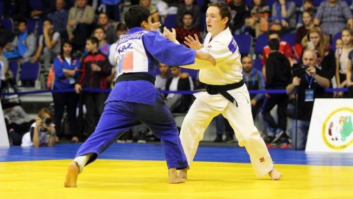 Юные тюменские дзюдоисты стали призерами международного турнира