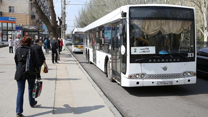 Интервал движения автобусов №2 сократится до пяти минут