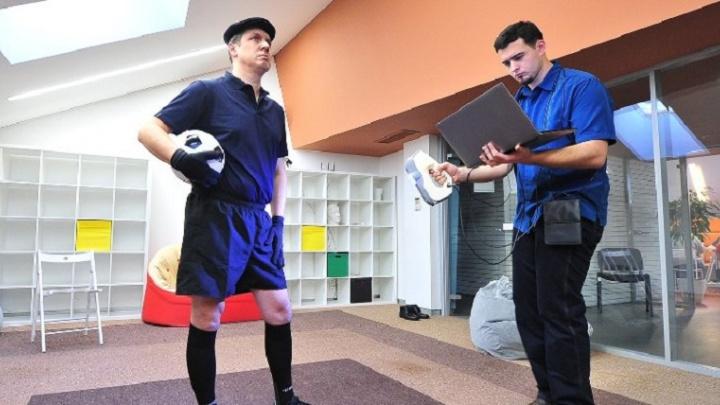 Возле «Ростов Арены» можно будет встретить виртуального Льва Яшина