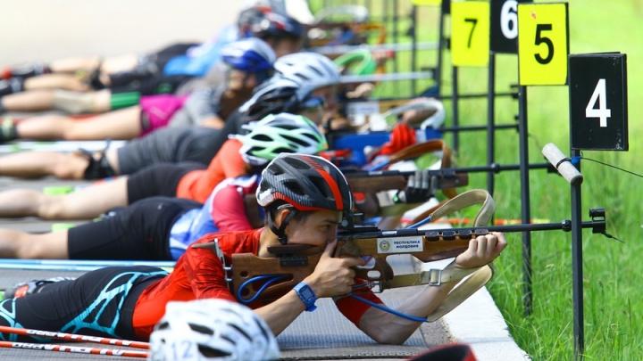 На чемпионат мира по летнему биатлону в Чайковском заявились 19 сборных