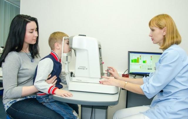 Маленькие пермяки успешно лечат заболевания слезных путей в отделении МНТК «Микрохирургии глаза»