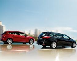 Предновогодние цены на автомобили Ford