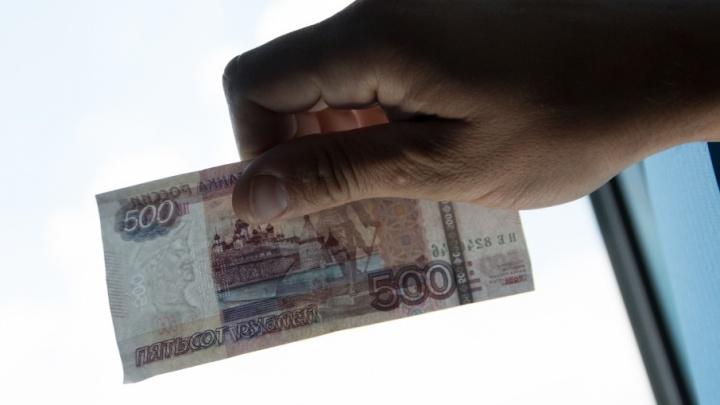 Москвич покупал в Тольятти продукты, косметику и алкоголь на фальшивые деньги