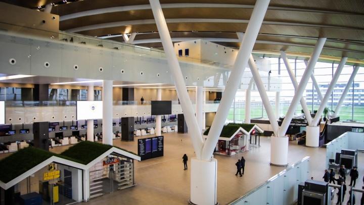 Владимиру Путину понравился аэропорт Платов