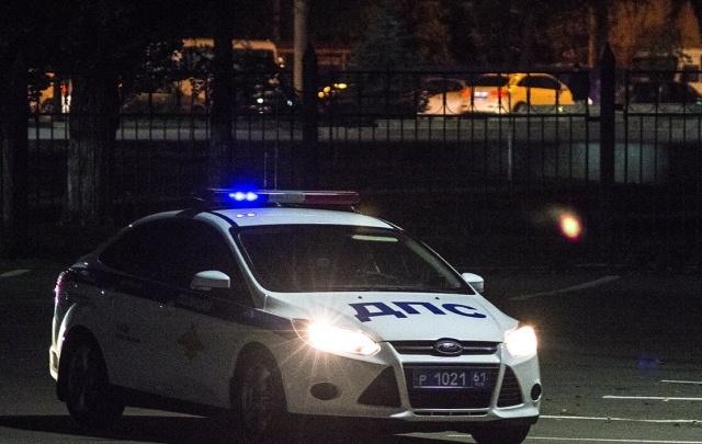 Школьный автобус попал в аварию под Ростовом