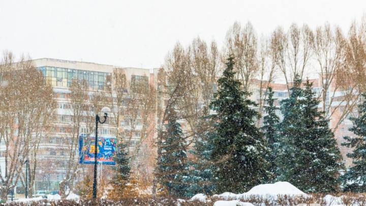 Долгожданное потепление ожидает Самарскую область только в четверг