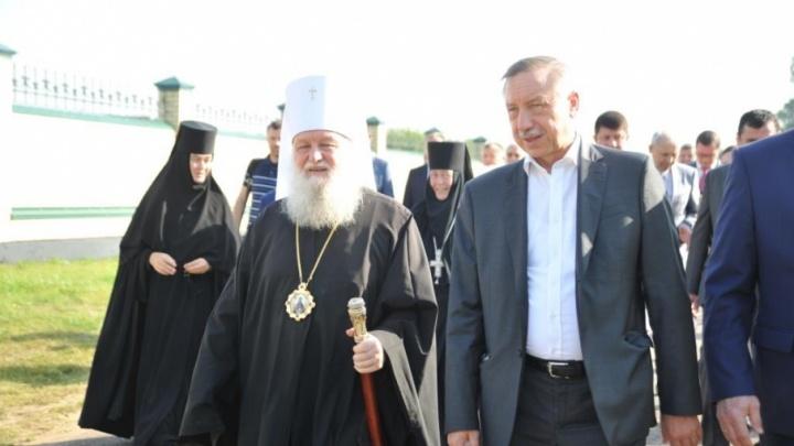 На праздник в Толгский монастырь приехали помощники Владимира Путина