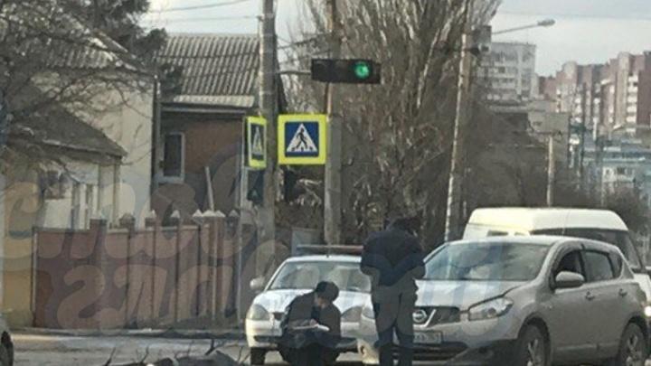 На Белорусской насмерть сбили пенсионера