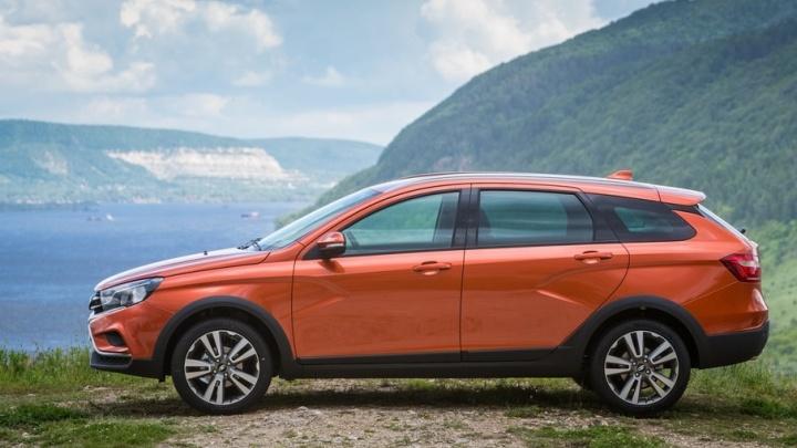 Продажи универсала Lada Vesta SW стартовали официально