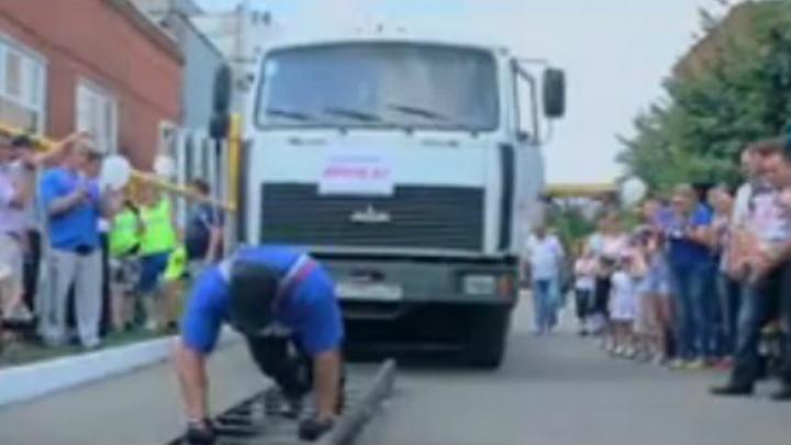 Мэр Ярославля попросил навести порядок в городе руками самых сильных спортсменов России