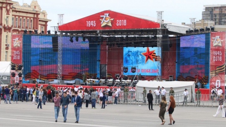 100 тысяч в «Бессмертном полку» и боевая техника: рассказываем как прошел День Победы в Ростове