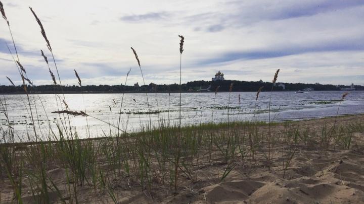 В Волге повышается уровень воды: какие районы Ярославской области подтопит