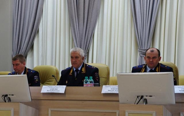 Начальник главка МВД Виктор Кошелев: необходимо усилить меры по борьбе с наркотрафиком
