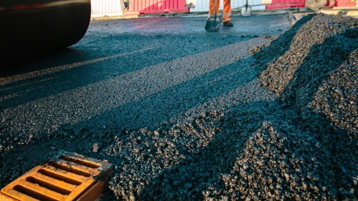 В Самаре Заводское шоссе отремонтируют до конца октября