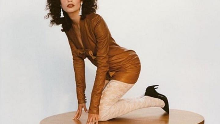 «Мои кудри приводят мальчиков в восторг»: пермская модель Наташа Поли снялась в фотосессии в стиле 80-х
