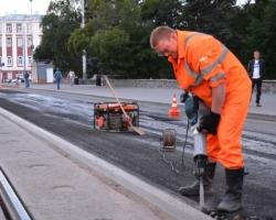 «Единая Россия» предложила пермякам отслеживать ремонт дорог