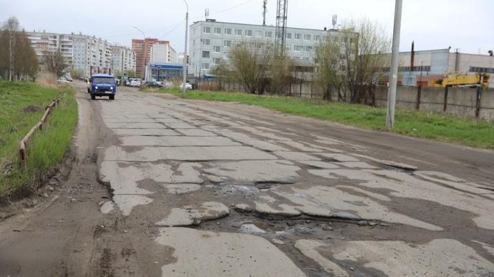 Отремонтированные в Архангельске дороги прошли проверку на прочность