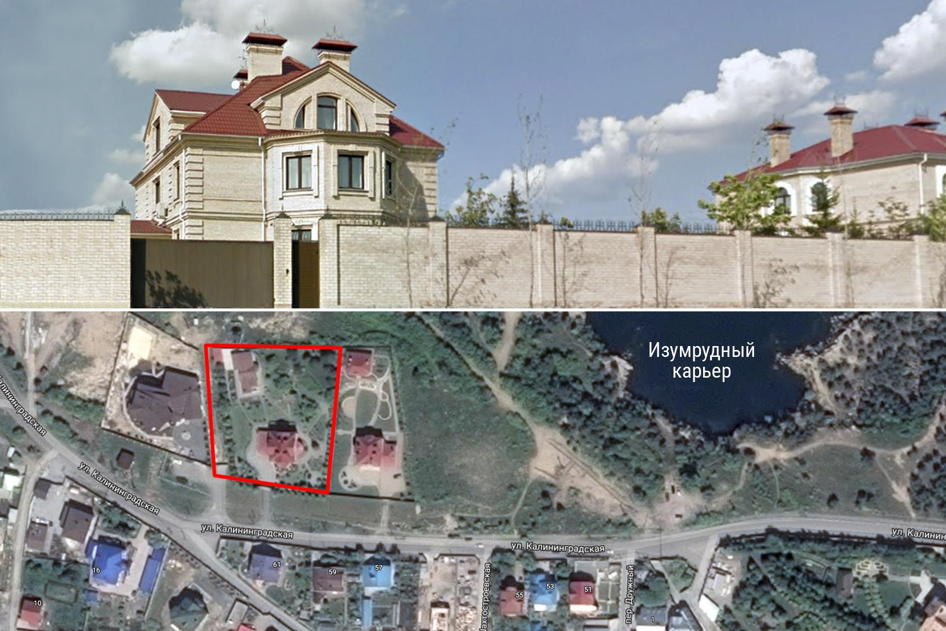 Сергей Давыдов просил суд назначить ему домашний арест по этому адресу, но получил отказ