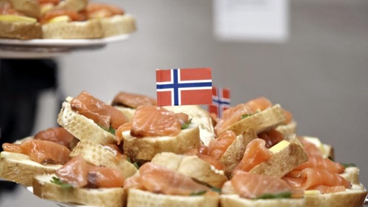 Попал под санкции: на Южном Урале уничтожат 127 кг норвежского лосося