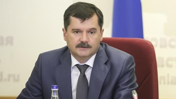 Глава Росавиации Александр Нерадько поручил ускорить работы в аэропорту Платов