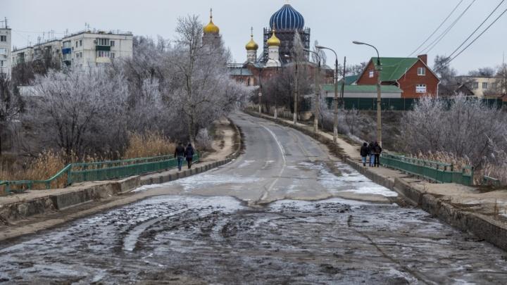 Тупик безденежья: мост через Мечетку под Волгоградом закрыли до лучших времен