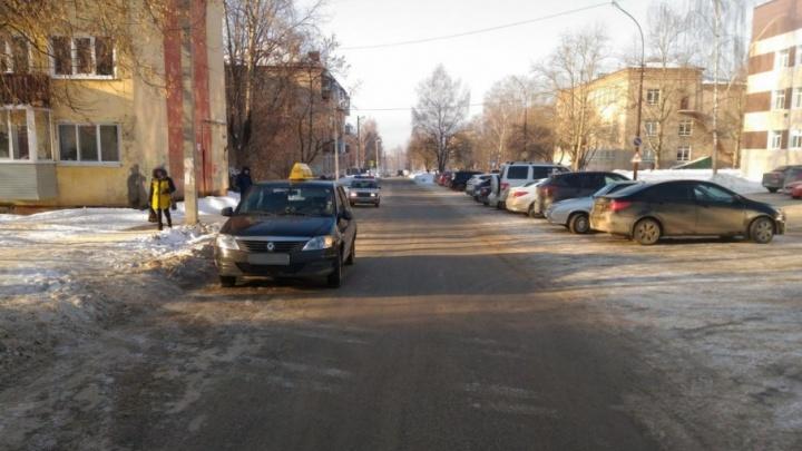 В Березниках в ДТП пострадал 10-летний ребенок