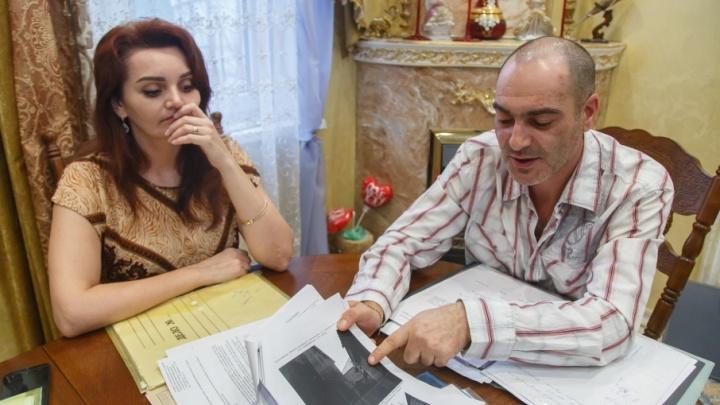 По замкнутому кругу: семья пытается отстоять от сноса свой дом в Волгограде