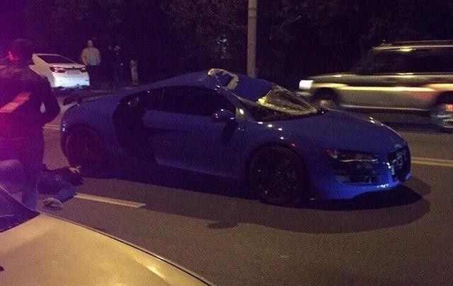 Гонщица на Audi R8, насмерть сбившая ростовчанина, подрабатывала стриптизершей